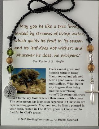 BM : Tree - May You be Like Tree Firmly Planted : BookMarker