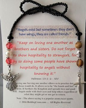BM : Angel - Friend of God : BookMarker