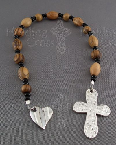 PP : Pray-n-Pause Beads with Heart [677-78272]
